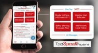 TextSpeak NOTIFY!™ One-Box Mass Notification Solution