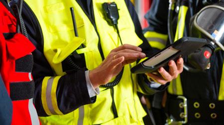 SMS Fire Safety Alerts