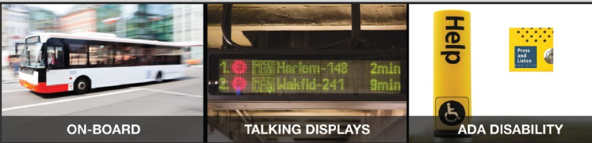 Text to Speech for Transit and Passenger Information