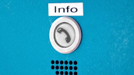 Info Panel Button