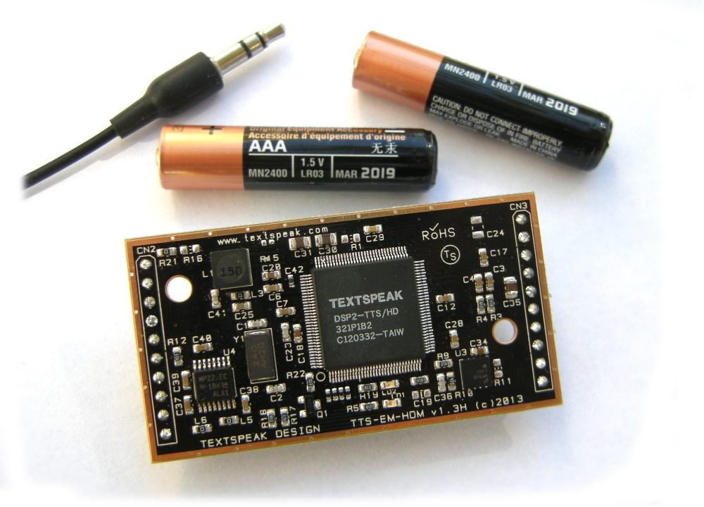 TTS-EM-LP Low Power OEM Module