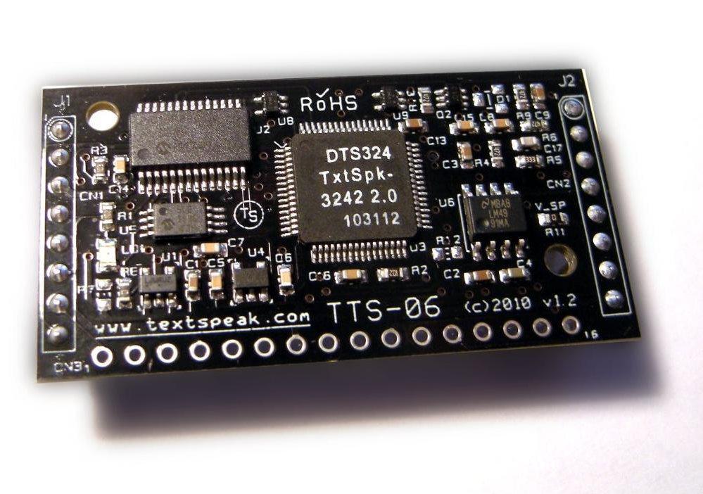 tts 06 module